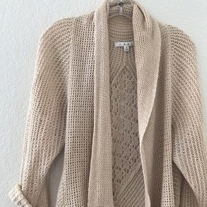 CAbi Sweaters - CAbi Teacher's Pet Cardigan Sweater Crochet M